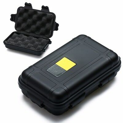 Waterproof Shockproof Plastic Outdoor Survival Storage Container Case Carry Box