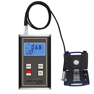 LANDTEK VM6370 Vibration Meter Moving Machinery Imbalance and Deflecting NEW
