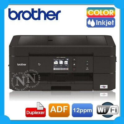 BROTHER MFC-L2730DW 4-IN-1 Mono Laser Wireless Printer+
