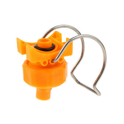 Industrial Clamp Nozzle Eyelet Clip Nozzles Flat Fan 6510 / Hollow Cone BT6