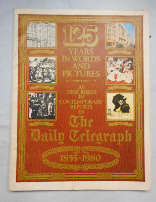 #T93.  1855-1980 The Daily Telegraph Yearly Highlights Magazine