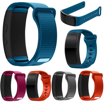 Sport Soft Silicone Replacement Band Strap For Samsung Gear Fit2 Pro Fitness Hot