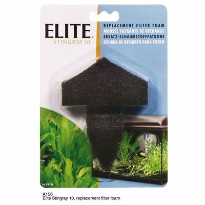 Hagen Elite Stingray 10 Foam Filter Pad *GENUINE* Aquarium Fish Tank