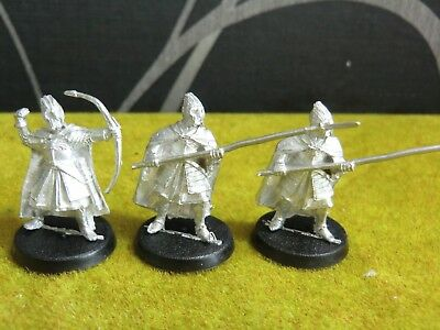 Warhammer Lotr - Citadel Guards (Metal Models) **new**