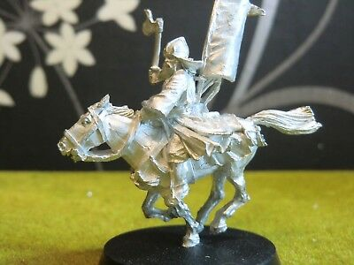 Warhammer Lotr - Mounted Khandish Warrior (Rare Metal Model Pose 2) **new**