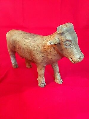 Ancient Egyptian Ptolemaic Jasper Apis Bull Ancient Art & Antiquities