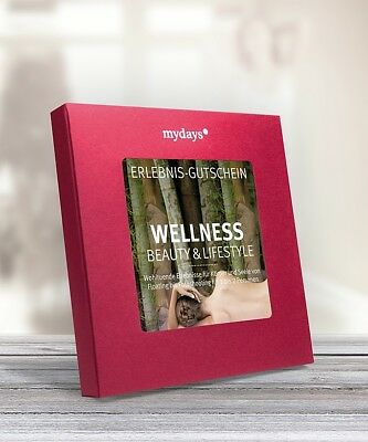 mydays Gutschein Wellness Beauty & Lifestyle
