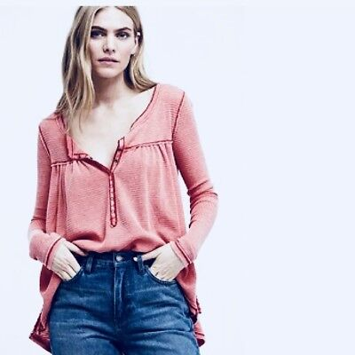 NWT Free People Anything /& Everything Top Retail $68