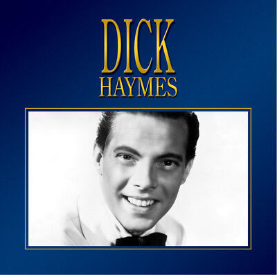 Dick Haymes CD Baritone Classics Crooner Music  - NEW UK Stock - Best Of -