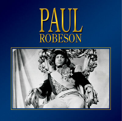 Paul Robeson CD - Classic Best Of - Brilliant Album - NEW UK Ol' Man River etc..