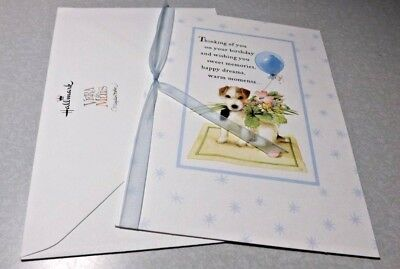 Vera the Mouse by Marjolein Bastin-Hallmark Thinking of you with Saar
