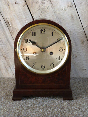 Constantia Dome Top Mantel Clock