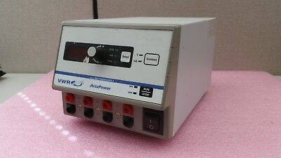 VWR AccuPower Model 300 Electrophoresis Power Supply | O5886