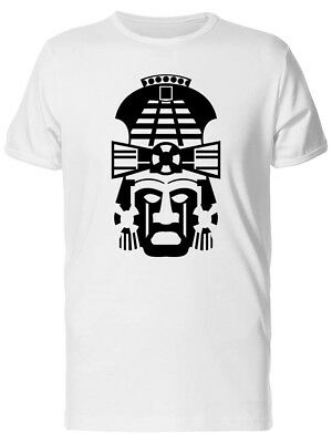 Ancient Tribal Mask Men's Tee -Image by Shutterstock