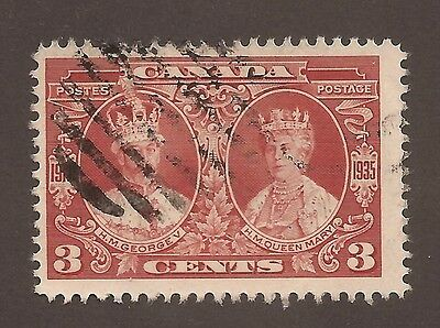 Canada #213 Used Strong Major Re-Entry Variety