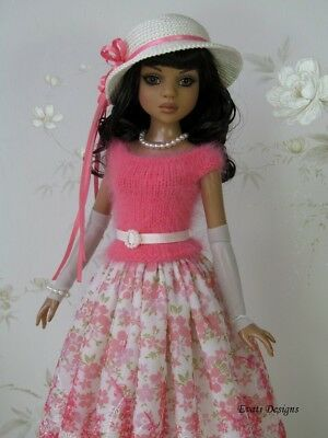 *evati* OOAK outfit for ELLOWYNE WILDE * AMBER * LIZETTE * Tonner *2