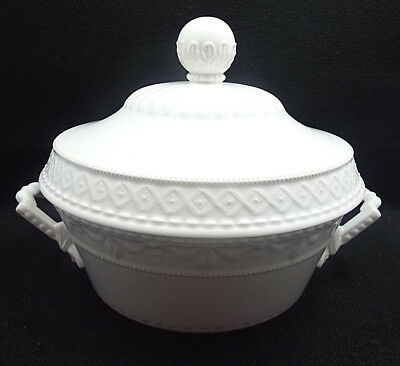 Antique Berlin KPM Porcelain Kurland Tureen Covered Vegetable Bowl, Factory 2nd