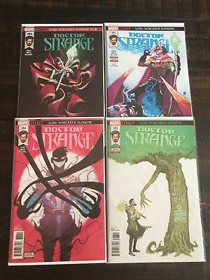 Doctor Strange by Donny Cates comic book LOT.