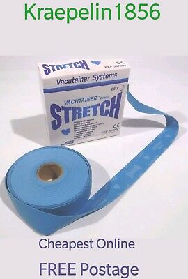 BD Vacutainer Stretch Disposable Latex Free Tourniquet various Quantities Fetish