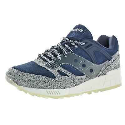 Saucony Mens Lace-Up Casual Athletic Fashion Sneakers Shoes BHFO 0309