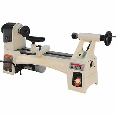 JET 10in. x 15in. Variable Speed Wood Lathe, Model# JWL-1015VS