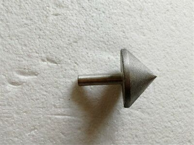 29mm Countersink Drill Bit Electroplated Diamond Cone Shape Grit #240 Free Ship