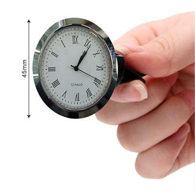 1 Car Digital uto Quartz Clock For Dashboard Table Ornament Decoration: