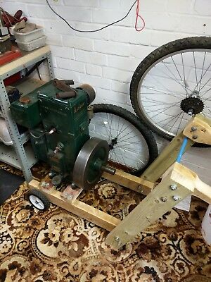 lister stationary engines