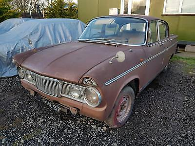 Humber SCEPTRE 1725cc 1966 Classic Barn Find for restoration spares repair W.H.Y