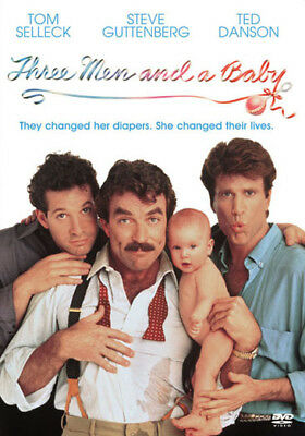 Three Men And A Baby (DVD,1987)