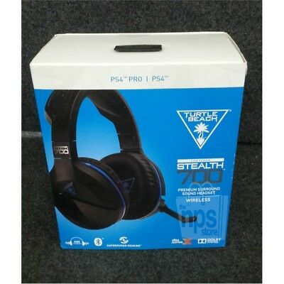 Turtle Beach Stealth 700 Premium Wireless Gaming Headset For PS4 Pro & PS4