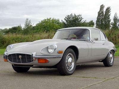 1971 Jaguar e-type series 3 4.2 2 plus 2 coupe, one of one, extremely rare