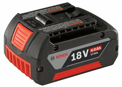 Brand New Genuine Bosch  Bat620 4Ah 18V Lithium Ion 18-Volt Fast Free Shipping