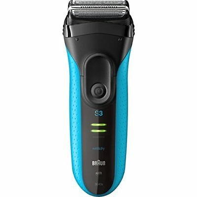 Braun Series 3 3040s Rechargeable Wet & Dry Electric Foil Shaver