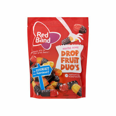 Red Band Drop Fruit Duo's 305 g