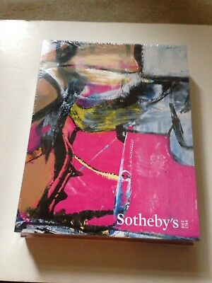 Sotheby's Catalogs Contemporary Art Morning / Afternoon Nov.17, 2017