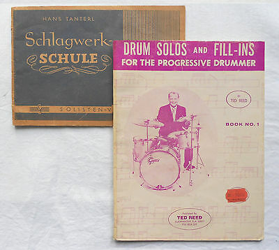 Ted Reed, Solos und Fill-Ins, Band 1