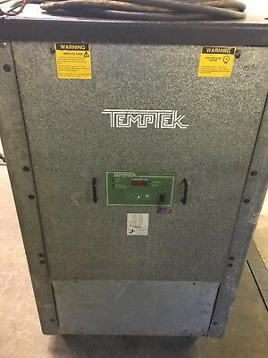 Temptek 10 Ton Air Cooled Water Chiller