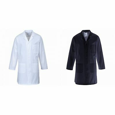 Portwest Standard Workwear Lab Coat (Medical Health) (RW2794)