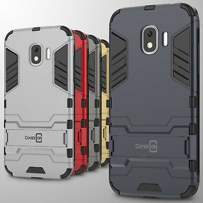 buy online 9ad26 9405a FOR SAMSUNG GALAXY J2 Pro 2018 / Grand Prime Pro 2018 Case Kickstand Hard  Cover