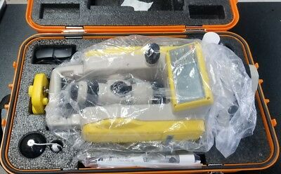 David White DT8-05LP Theodolite w/ Laser Plummet (ea)BUNDLE