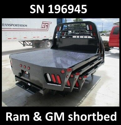 NEW CM FLATBED , RD Ford short bed pickup 84