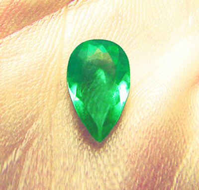 1.63 ct Natural Earth Mined Emerald Certified No Reserve