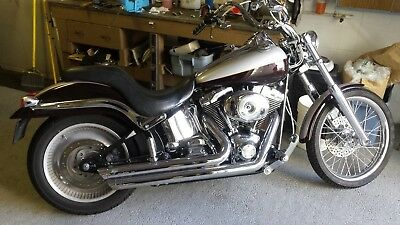 2005 Harley-Davidson Softail  Deuce 2005 Tastefully customized Mint bike Much New Low Mileage