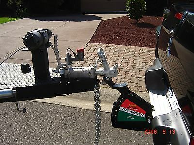 Tow Bar, Turn Your Trailer Into A Tilting Trailer Price Reduction Last Stock