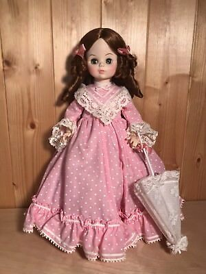 "Vintage Madame Alexander Doll 13"" Sargents Girl 1579 Original Box"