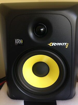 KRK Rokit 6 1st Generation Powered Studio Monitors 1G