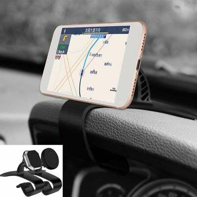 Universal Car Dashboard HUD Magnetic Mount Holder Stand For Mobile Phone GPS