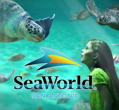 Seaworld San Antonio Texas Tickets $43  A Promo Discount Tool