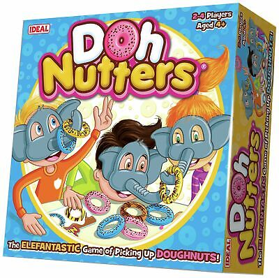 DOH Nutters Game 4+ Years 2-4 Players